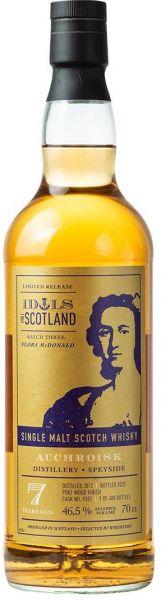 Auchroisk 7 Jahre 2012/2020 Port Cask Idols of Scotland 46,5% vol.