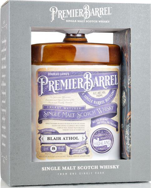 Blair Athol 8 Jahre Sherry Cask Premier Barrel Douglas Laing 46% vol.