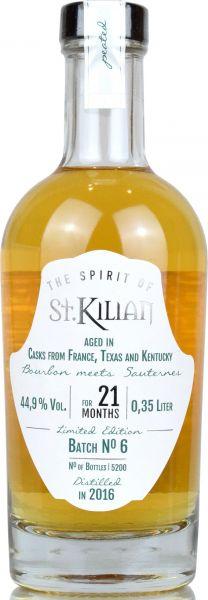 The Spirit of St. Kilian Batch #6