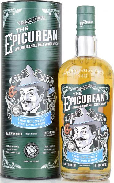 The Epicurean Munich Edition Cask Strength 53,6% vol.