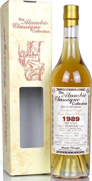 Strathclyde 28 Jahre 1989/2018 Alambic Classique 55,6% vol.