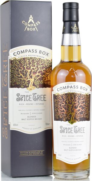 The Spice Tree Compass Box 46% vol.
