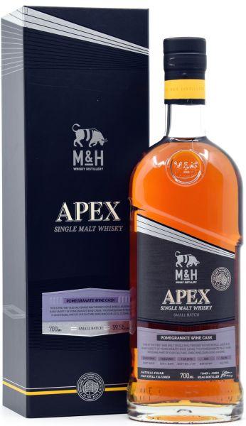 Milk & Honey Apex Pomegranate Wine Casks 59,5% vol.