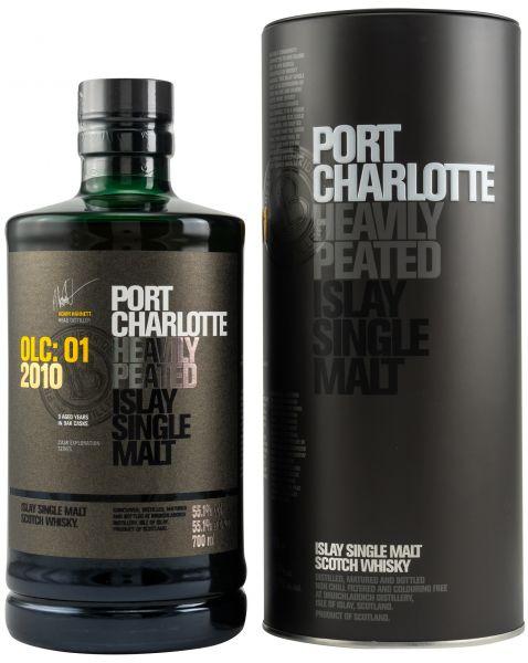 Port Charlotte OLC:01 2010 55,1% vol.