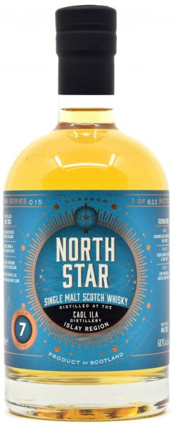 Caol Ila 7 Jahre 2013/2021 Sherry Cask North Star Spirits #015 60,9% vol.