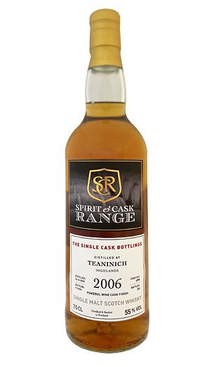 Teaninich 2006/2020 Pomerol Cask Spirit & Cask Range 55% vol.