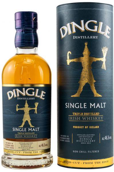 Dingle Triple Distilled Irish Whiskey 46,3% vol.