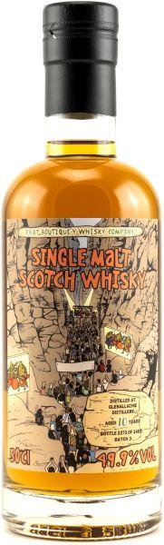 Glenallachie 10 Jahre That Boutique-y Whisky Company Batch #3 49,9% vol.
