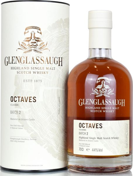 Glenglassaugh Octaves Classic Batch #2