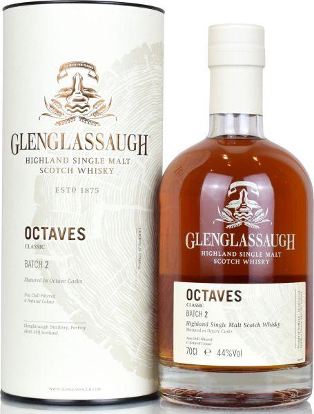 Glenglassaugh Octaves Classic Batch #2