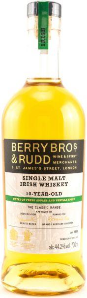 Irish Malt 10 Jahre Berry Bros. & Rudd 44,2% vol.
