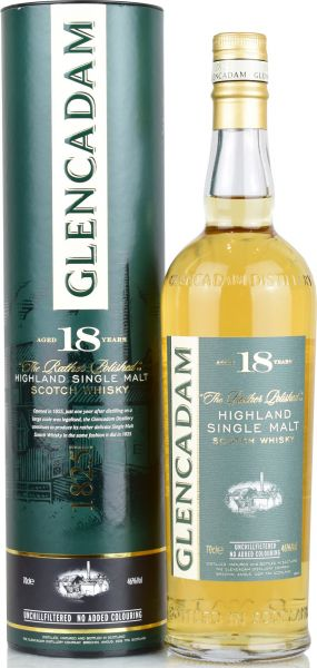 Glencadam 18 Jahre