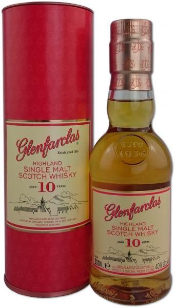 Glenfarclas 10 Jahre 0,2 l