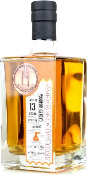 Linkwood 13 Jahre 2007/2020 1st Fill FDC Oloroso Sherry The Single Cask for deinwhisky.de 55,5% vol.