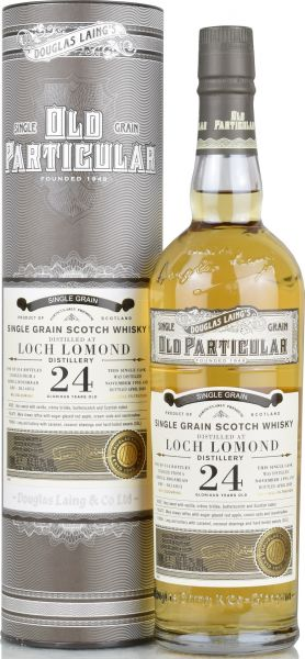 Loch Lomond 24 Jahre 1995/2020 Old Particular Douglas Laing 51,7% vol.