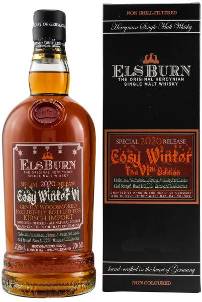 Elsburn Cosy Winter VI Special Release 2020 52,2% vol.