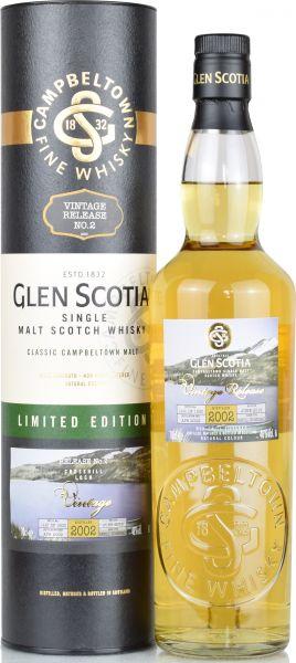 Glen Scotia 17 Jahre 2002/2019 Crosshill Loch Vintage Release No. 2