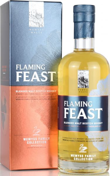 Flaming Feast Wemyss Family Collection