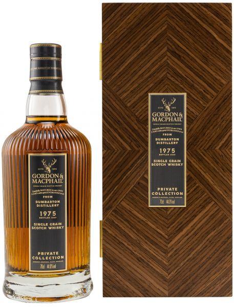 Dumbarton 45 Jahre 1975/2020 Gordon & MacPhail Private Collection 44% vol.