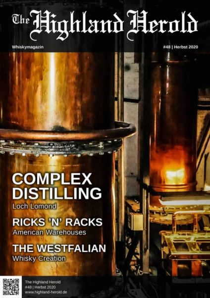 The Highland Herold Whiskymagazin - #48 Herbst 2020