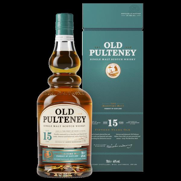 Old Pulteney 15 Jahre