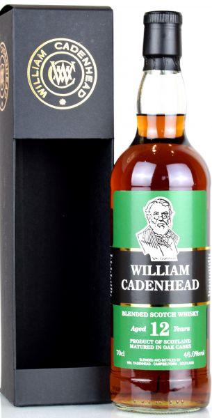 William Cadenhead 12 Jahre Blend Batch #9