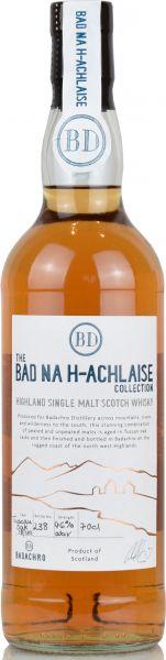 Bad na h-Achlaise Batch #1 Badachro Distillery 46% vol.