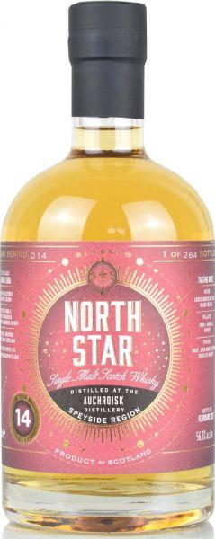 Auchroisk 14 Jahre 2006/2021 Sherry Cask North Star Spirits #014 56,3% vol.