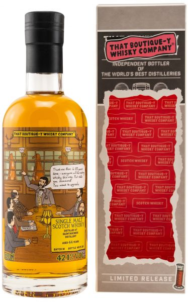 Glentauchers 44 Jahre Batch #10 That Boutique-y Whisky Company 42,1% vol.