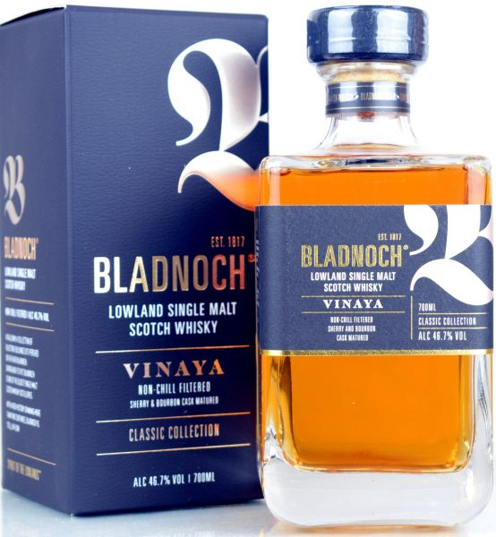 Bladnoch Vinaya 46,7% vol.