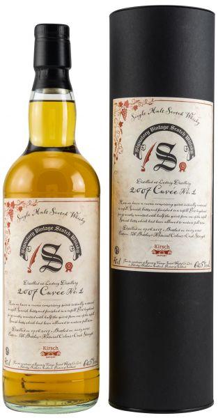 Ledaig 2007/2020 Signatory Vintage Cuvée Series #1 Sherry/Port 60,5% vol.