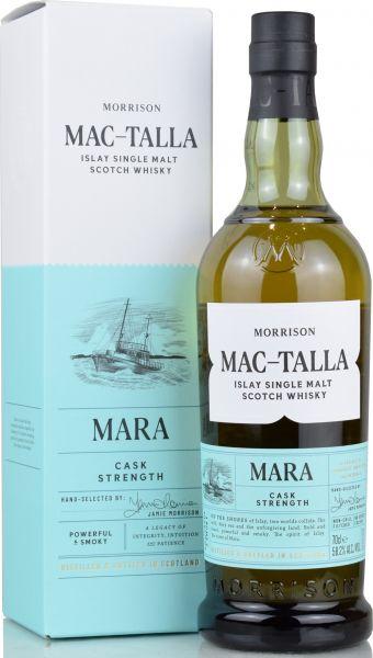 Mac-Talla Mara Cask Strength Islay Single Malt Whisky 58,2% vol.