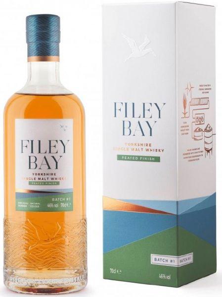 Filey Bay Peated-Finish Batch #1 46% vol.