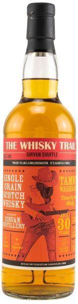 Girvan 30 Jahre 1989/2020 Elixir Distillers The Whisky Trail Country 56,1% vol.