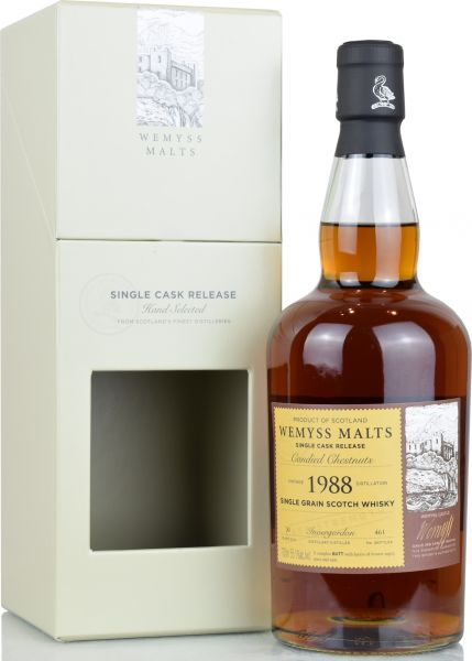 Invergordon 30 Jahre 1988/2020 Sherry Butt Wemyss Candied Chestnuts 55,1% vol.