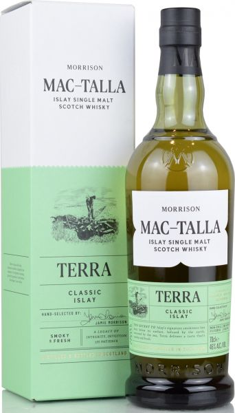 Mac-Talla Terra Classic Islay Single Malt Whisky 46% vol.