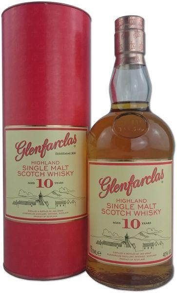 Glenfarclas 10 Jahre
