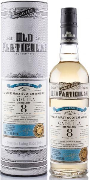Caol Ila 8 Jahre 2011/2019 Old Particular Douglas Laing 48,4% vol. 0,5l