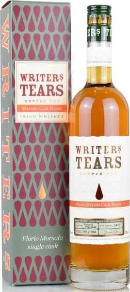 Writer's Tears Florio Marsala Single Cask #3150 45% vol.