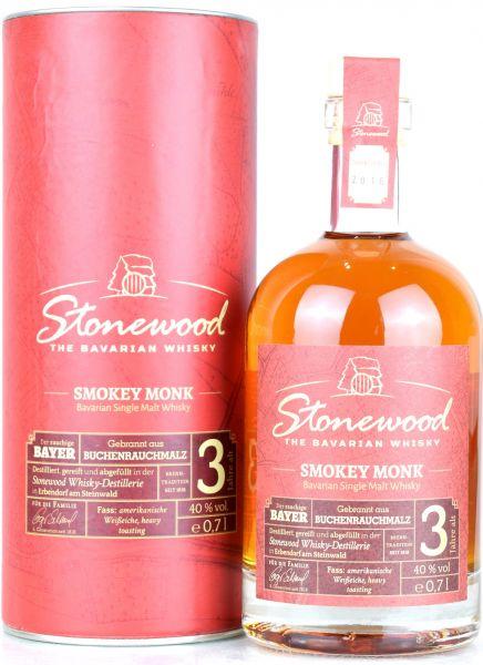 Stonewood Smokey Monk 0,7 l