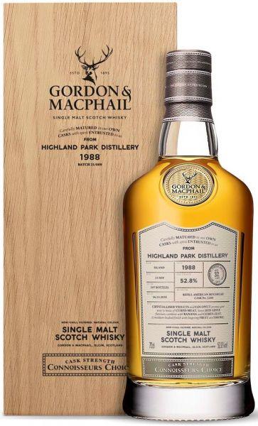 Highland Park 32 Jahre 1988/2020 Gordon & MacPhail 52,8% vol.