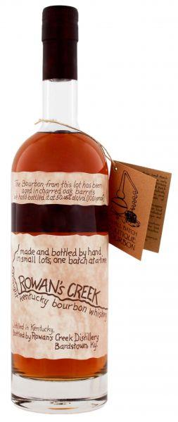 Rowans Creek Bourbon Whiskey 50,05% vol.