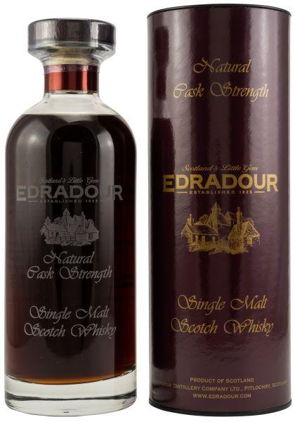 Edradour 12 Jahre 2009/2021 Signatory Vintage Ibisco Decanter #100 57,4% vol.