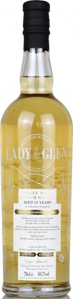 Linkwood 12 Jahre 2006/2018 Lady of the Glen 60,2% vol.