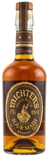 Michter's Small Batch Sour Mash Whiskey 43% vol.