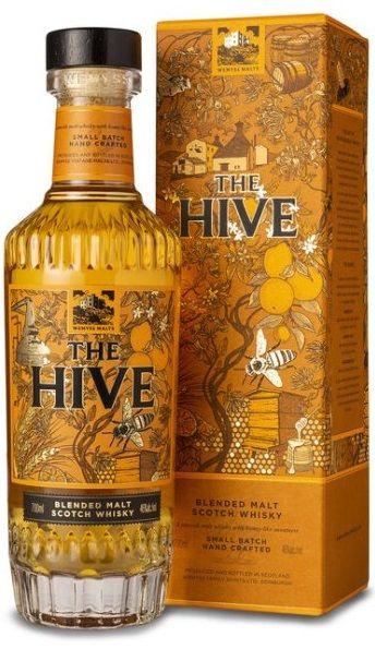 The Hive Wemyss Malts 46% vol.