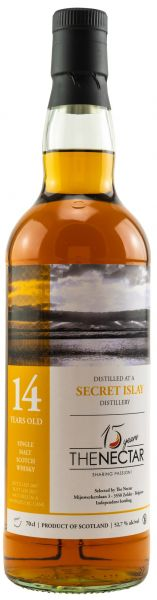 Secret Islay 14 Jahre 2007/2021 Monbazillac Cask The Nectar of the Daily Drams 52,7% vol.