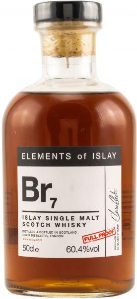 Bruichladdich Br7 2001/2017 Elements of Islay 60,4% vol.