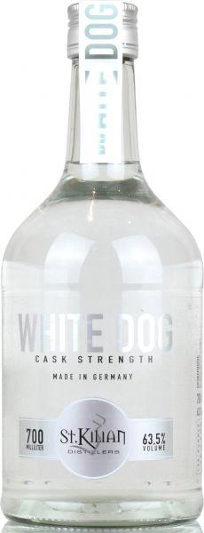 St. Kilian White Dog Cask Strength 63,5% vol.