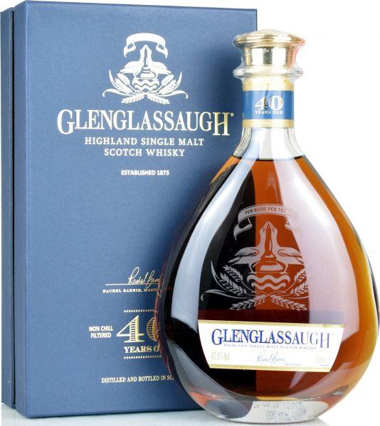 Glenglassaugh 40 Jahre 2020 42,5% vol.